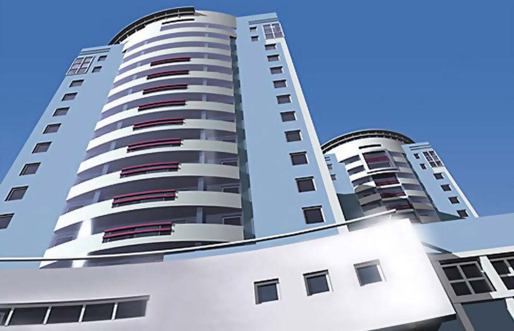 17-этажный жилой дом