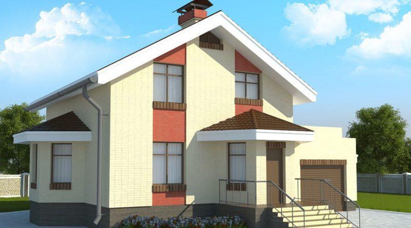 Купить проект дома из керамзитобетона