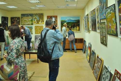 ТингаТинга-выставка