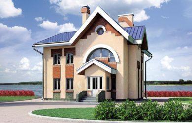 Проект дома СВ-086-04